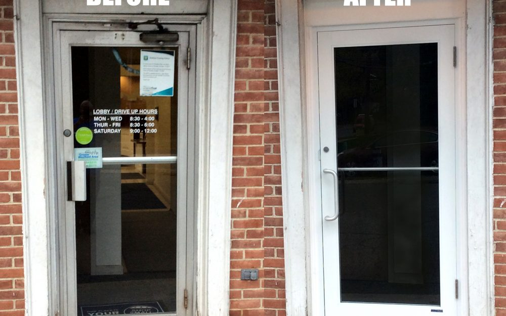 Door Installation Entry Door
