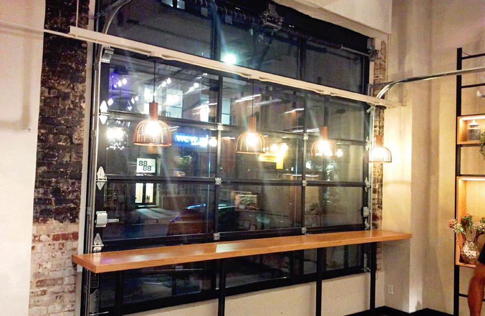 Glass Aluminum Door Installation
